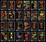 دانلود-اتوکد-جزییات-اجرای-نقشه-های-معماری-فاز-دو